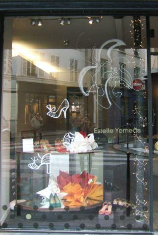 Estelle Yomeda - 4, rue de Normandie, Paris