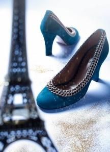 Estelle confiesa que su inspiración es Paris, Paris, Paris!