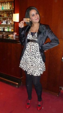 vestido mina uk, shopping night barcelona