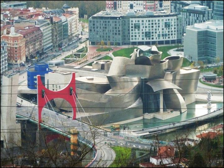 Bilbao-vistas desde el mirador