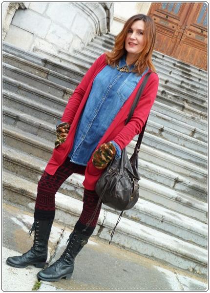 Bilbao weekend Alicia's look