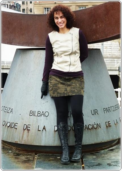 Bilbao weekend Anna's look