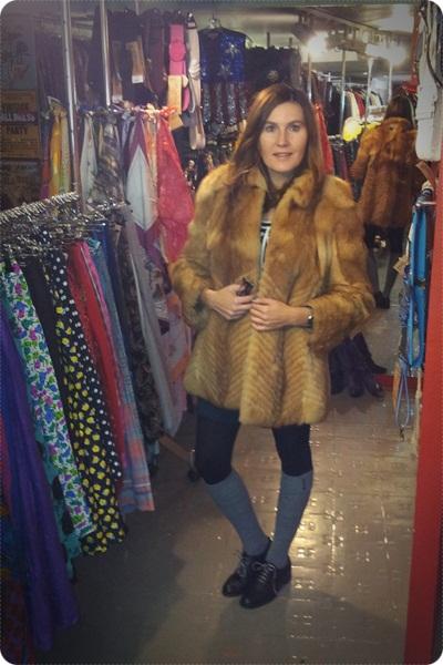 Christmas Shopping Barcelona - Oh là là Ibiza - a lo Kate Moss