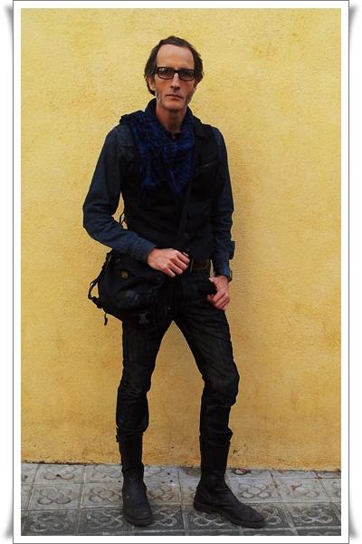 COOTS Perruquers  Total look Ferran