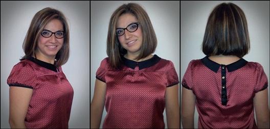 Formula Joven El Corte Inglés camisa cuello babero