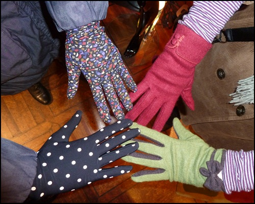 Guantes on