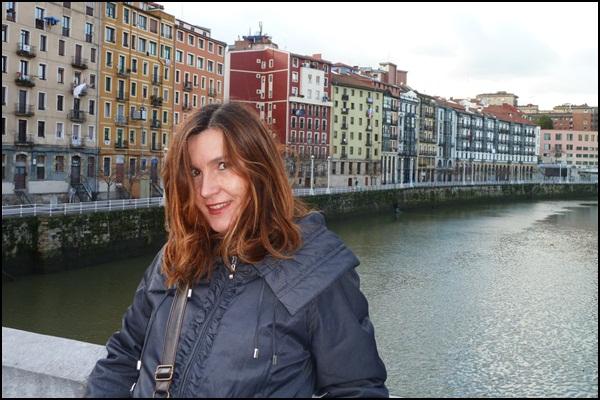 I love Bilbao