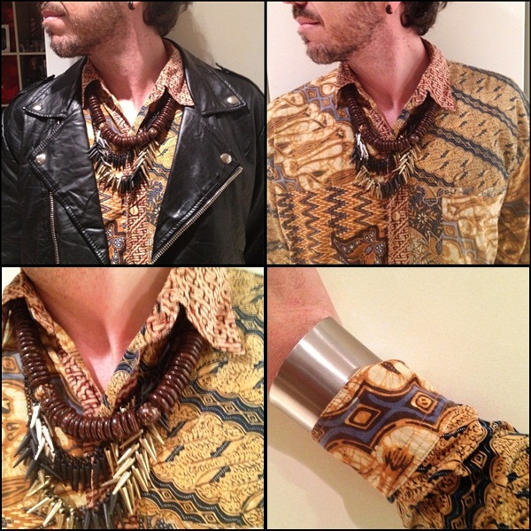 look africano style