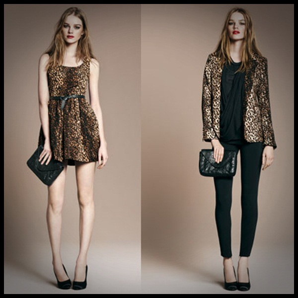 Looks de fiesta para fin de año Zara