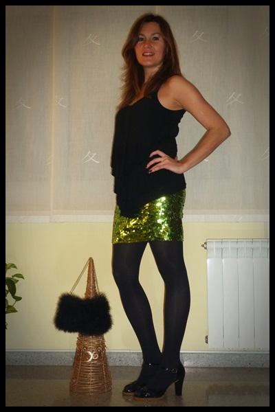 Mi look fin de año 2011