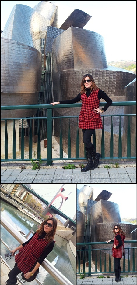 my look at Guggenheim Museum