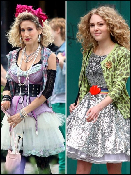 Carrie Bradshaw - Sex on the city – precuela The Carrie Diaries