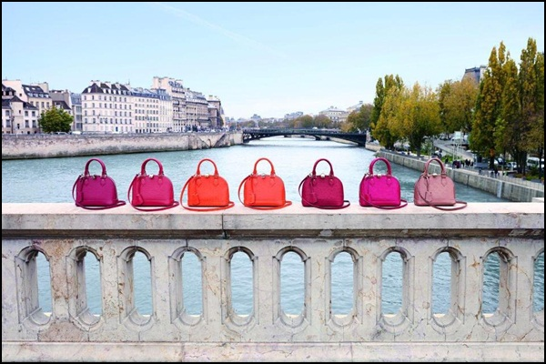 Louis Vuitton en colores y en tamaño mini