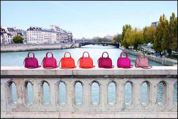 Louis Vuitton en colores y en tamaño mini