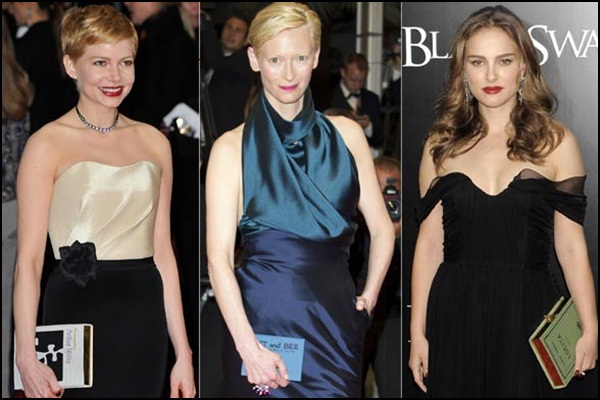 Olympia Le Tan book clutches celebrities