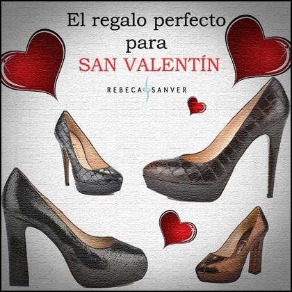 Rebeca Sanver - El regalo perfecto para San valentin