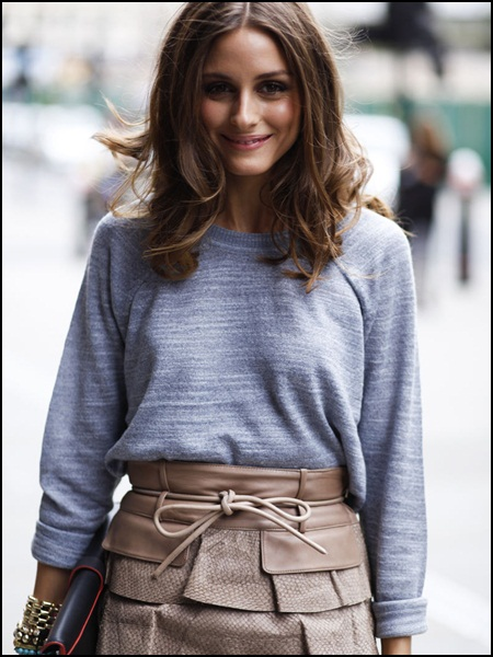 street_style_london_fashion_week_primavera_verano_2013_Olivia Palermo-Mathew Willianson