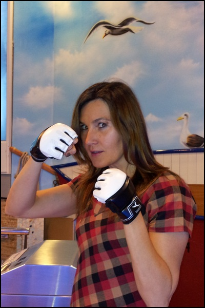 CKB - Cardio Kinch Boxing