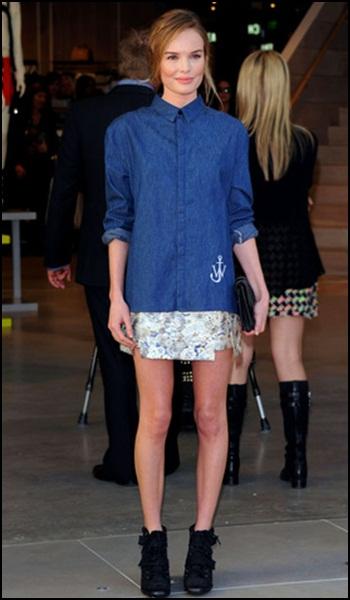 EFORTLESS CHIC de Kate Bosworth