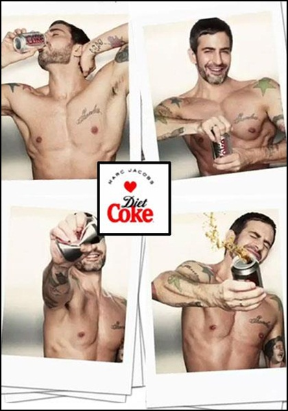Marc Jacobs for Coca-Cola