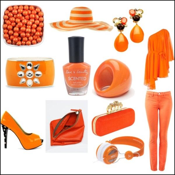 Orange complementos