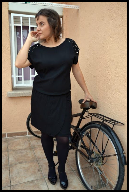 ZARA- vestido tachuelas (4)