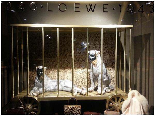 Galeria Loewe_Paseo de Gracia_Barcelona