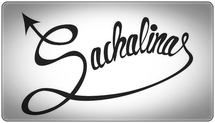 SACHALINAS by SACHA London