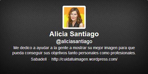 Twitter Alicia Santiago