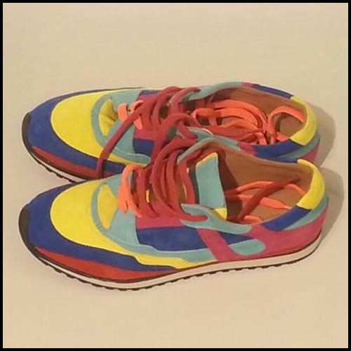 Zara woman sport shoes