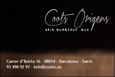 COOTS Origens card