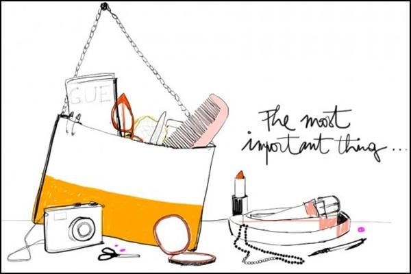 El bolso, it-bag, la pieza más importante del vestuario de una mujer