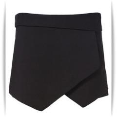 Falda Origami Zara
