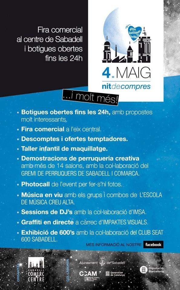 Fira_Comercial_Centre_Sabadell_Nit_de_Compres