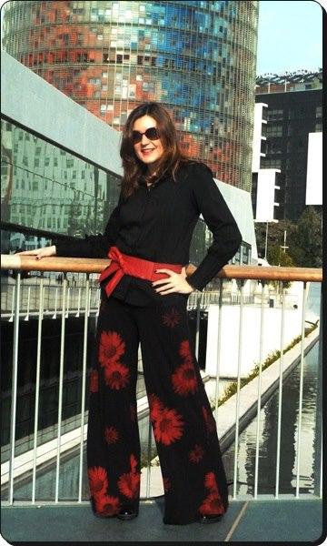 Geisha style 080 Barcelona fashion