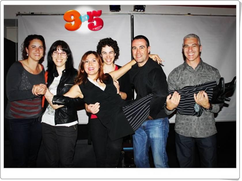 Jose Luis & Susana & Hnas. Castro & Quino  9 to 5