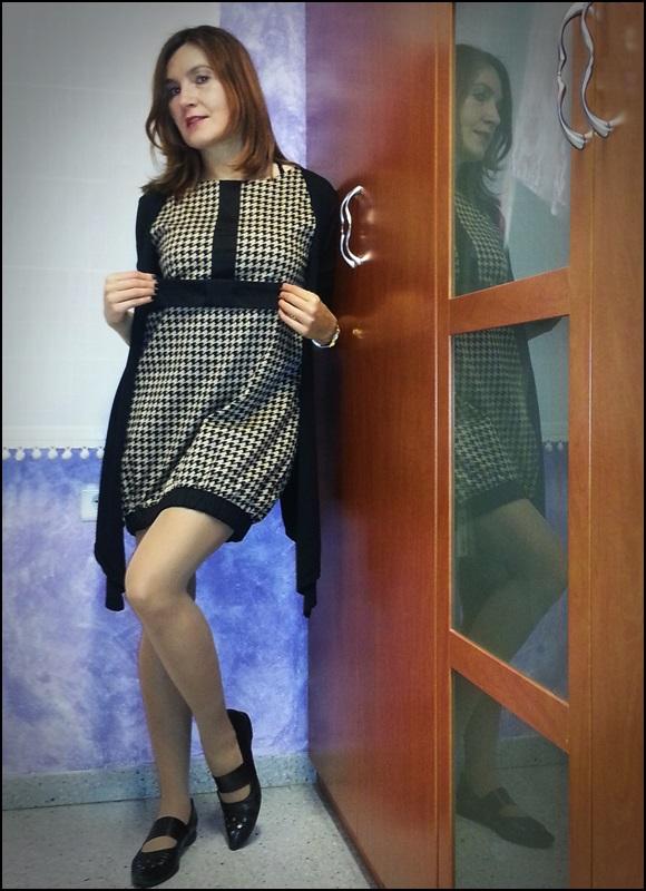 Vestido Over16, bailarinas Audley, Street Style on the bath (4)