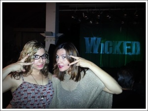 Wicked - Mónica & me