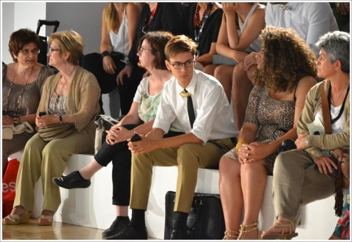 080 Barcelona Fashion SS 2014 Front Row - Cuida tu Imagen (3)