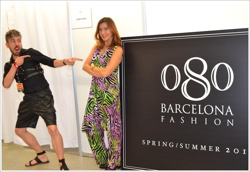 Barcelona 080 Fashion edición primavera-verano 2013