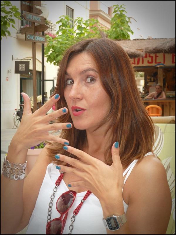 CND Shelac La Roca Village Workshop for bloggers (5)