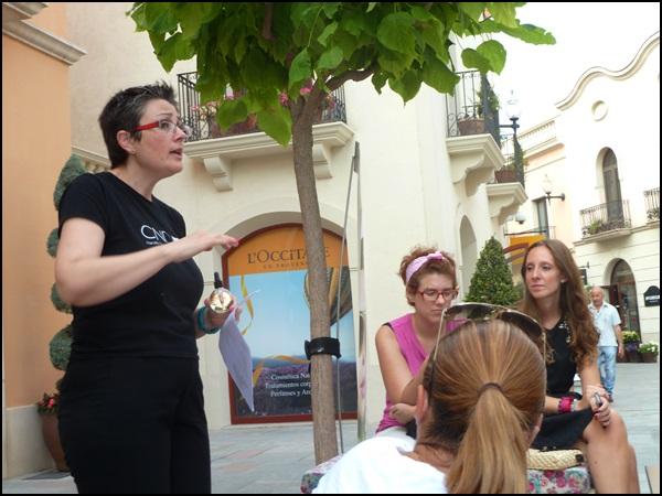 CND Shelac La Roca Village Workshop for bloggers (7)