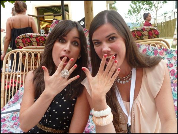 CND Shelac La Roca Village Workshop for bloggers - Barcelona Brunettes