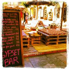 Gypset bar by la Roca Village