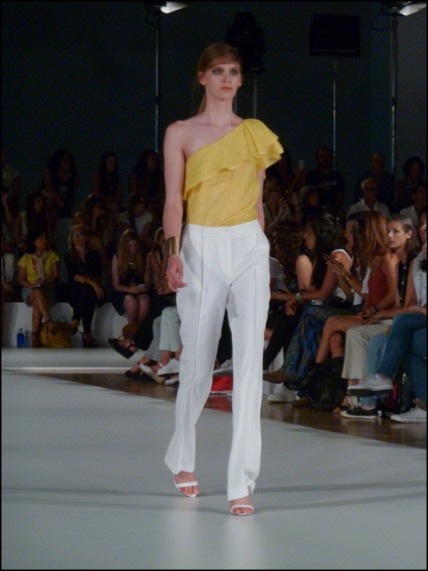 Justicia Ruano; 080 Barcelona Fashion; SS Summer 2014 (10)