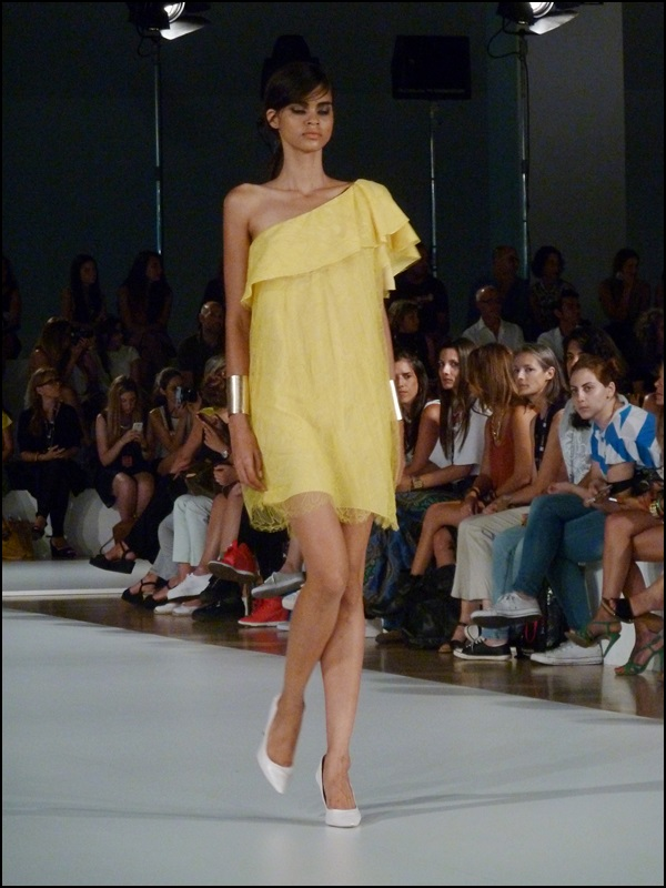 Justicia Ruano; 080 Barcelona Fashion; SS Summer 2014 (16)