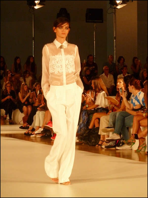 Justicia Ruano; 080 Barcelona Fashion; SS Summer 2014 (3)