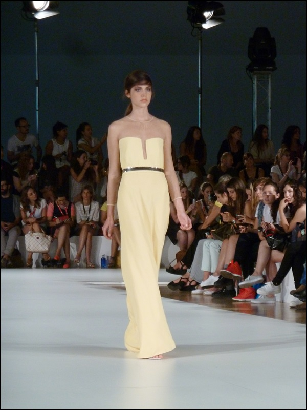 Justicia Ruano; 080 Barcelona Fashion; SS Summer 2014 (5)