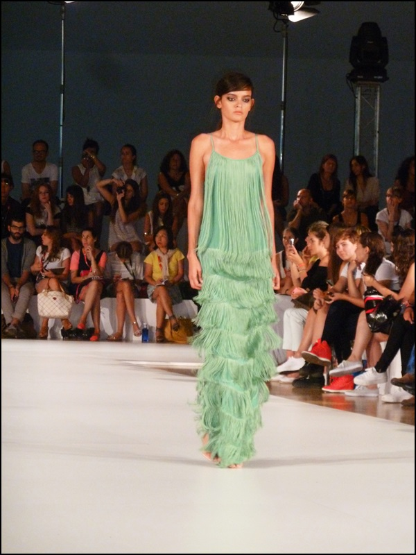 Justicia Ruano; 080 Barcelona Fashion; SS Summer 2014