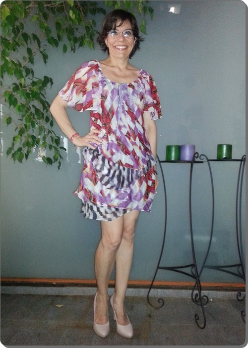 Vestido Custo Zapatos nude De Fabulous Shoes (2)